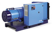 CompAir Sliding-Vane Air Compressor